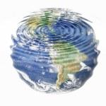 Water earth 2 — Stock Photo
