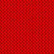 Woven red — Stock Photo