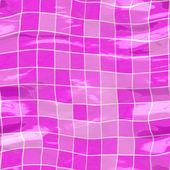 Sl submerged tiles big pink — Stock Photo