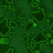 Tech pattern — Stock Photo