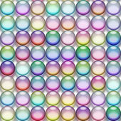 Translucent marbles — Stock Photo