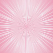 Sunburst pale pink — Stock Photo