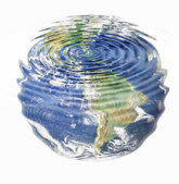 Water earth 2 — Stock Photo