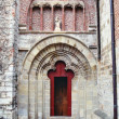 Stock Photo: Church's Door