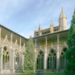 Cloister Pamplona — Stock Photo