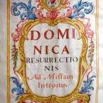 Постер, плакат: Missal