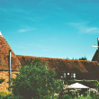 Stock Photo: Oast house