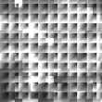 Silver Mosaic — Stock Photo #2527286