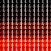 BrownRed Triangles — Stock Photo