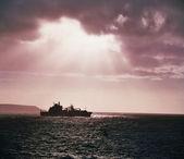 Navy — Stock Photo