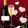 Valentines Day Background — Stock Photo #2271064