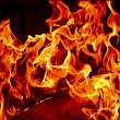 Royalty-Free Stock Photo: Flames of Fire