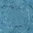 Royalty-Free Stock Photo: Blue Water Ripple Abstract