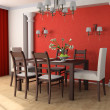 Dining room — Stock Photo #2278124