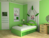 Children room — Stockfoto