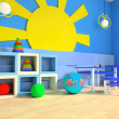 Children's room — Stock Photo #2280739