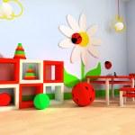 Children's room — Stock Photo #2281116