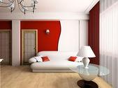Övriga rum — Stockfoto