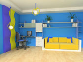 Children's room — Photo