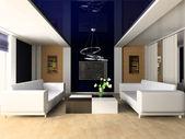 Odpočinková místnost — Stock fotografie