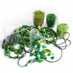 Green beads — Stock Photo #2543574