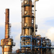 Stock Photo: Chemical industry