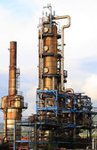 Chemical industry — Stock Photo
