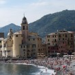 Camogli town view , Liguria, Italy - 