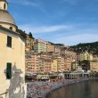 Camogli town view , Liguria, Italy - Photo