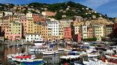 Camogli town view , Liguria, Italy — Stock Photo