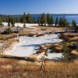 Yellowstone — Stock Photo