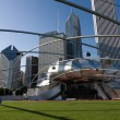 Millenium park, Chicago, Illinois — Stock Photo #2382330