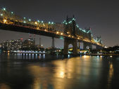 Puente de Queensboro — Foto de Stock