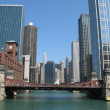 Royalty-Free Stock Photo: Chicago river