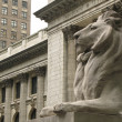 Stock Photo: New York City Public Library