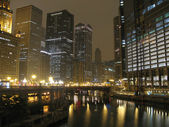 Downtown Chicago — Fotografia Stock