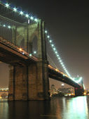 Ponte di brooklyn — Foto Stock