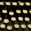 Foto de Stock  : Write machine