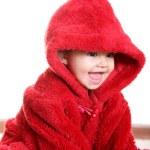 Happy baby — Stock Photo #2543334