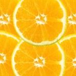 Citric fruit background — Stock Photo