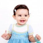 bebé feliz — Foto de Stock