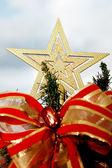 Star christmas — Stock Photo