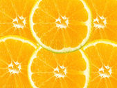 Citric fruit background — Stock Photo