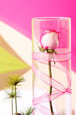 Rose decoration — Stock Photo