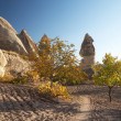 Royalty-Free Stock Photo: Cappadocia landscape