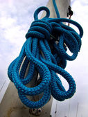 Boaters Rope — Stock Photo