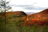 Autumn Hills of West Virginia — Stock Photo