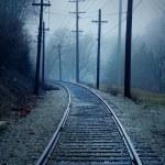 Train Track — Stock Photo #2371276
