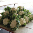 Cauliflower at Market — Stock Photo #2397256