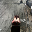 Coal Car - Stock Photo
